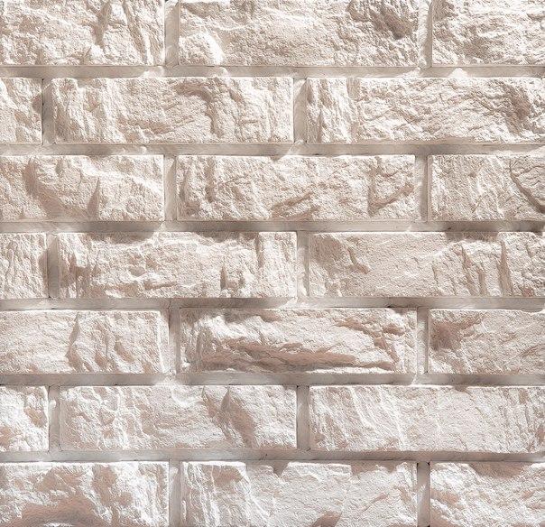 Stone brick белый